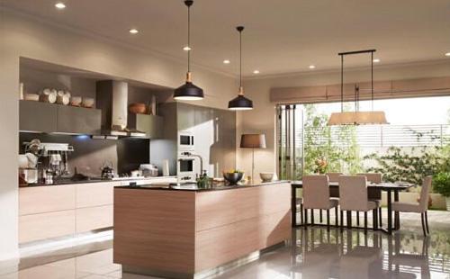 厨房,作为家庭生活场景中不可缺少的一部分,也在智能化方向上