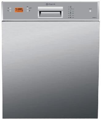 valenti洗碗机VDW661 IX